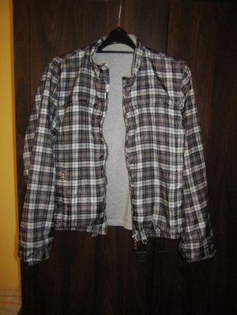 Sprzedam dwustronną kurtkę rozmiar 164-168