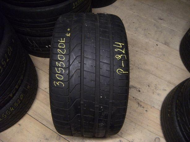 305/30/20 Pirelli P Zero / Michelin Pilot Super Sport pojedynka