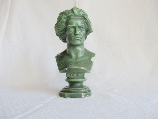 Loiças Antigas - II - Busto de Bethoven