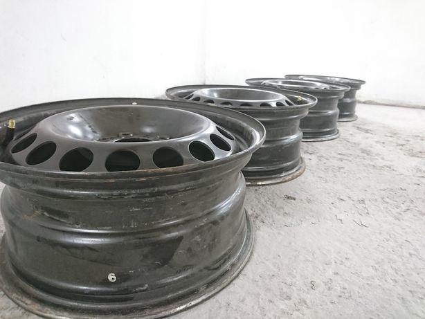 Продам стальные диски 5x112 r15 Мерседес 246