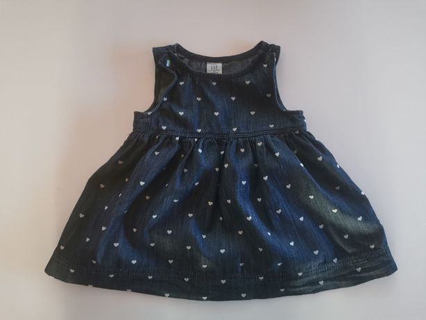 Sukienka baby gap