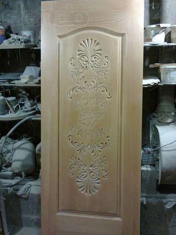Деревянные двери (входные, межкомнатные, раздвижные) мебель, окна!