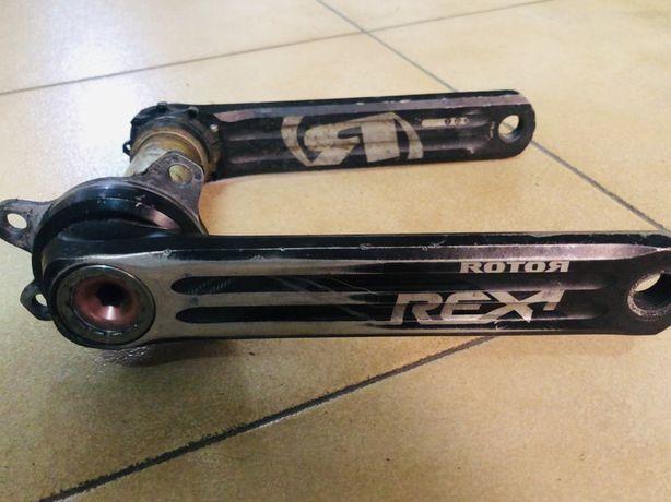 Pedaleiro Rotor rex 2 btt