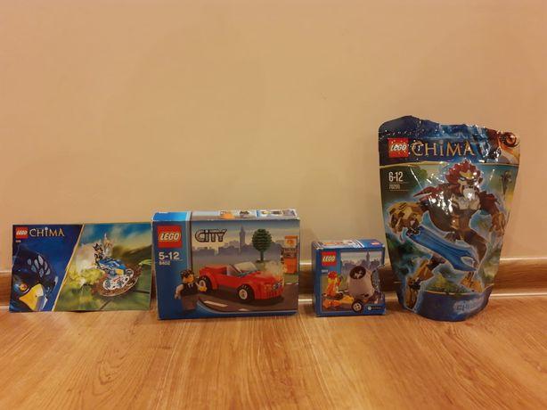 Klocki LEGO City Chima