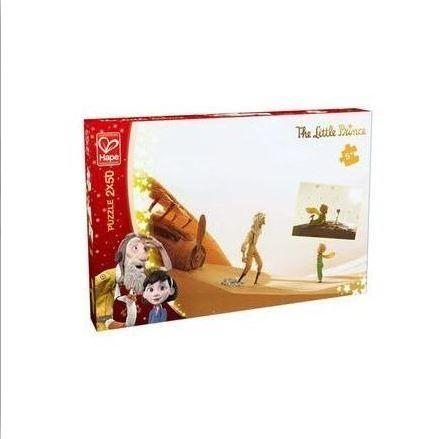 Puzzle Mały Książę 2 x 50