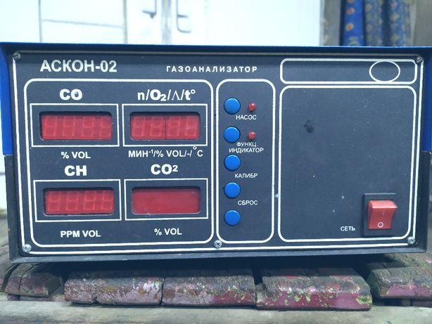 Газоанализатор АСКОН-02