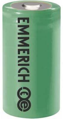 Bateria litowa Emmerich C, 3,6V, 9000 mAh ogniwo