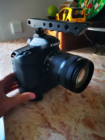 Canon 80D URGENTE