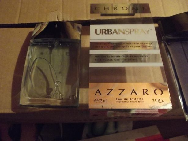 Perfume Azzaro original 75 ml