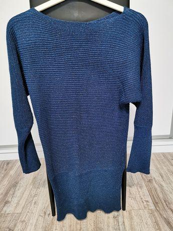 Bluzka sweterek tunika