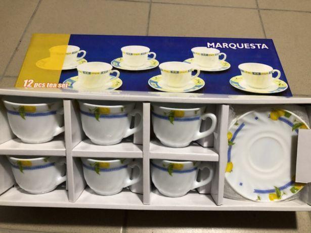 Чайный сервиз на 6 персон Франция Marquesta