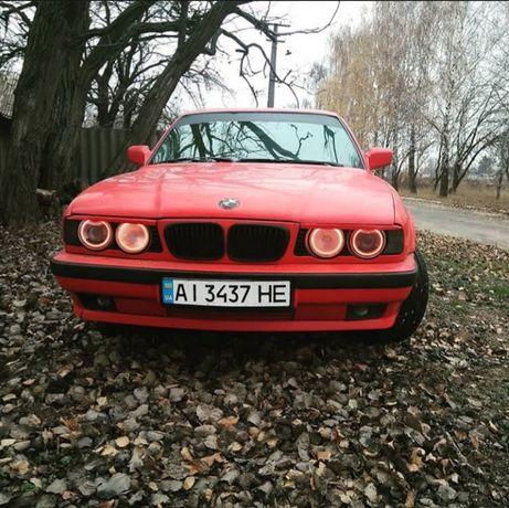 Продам BMW e34 2,5 газ/бенз 1992р