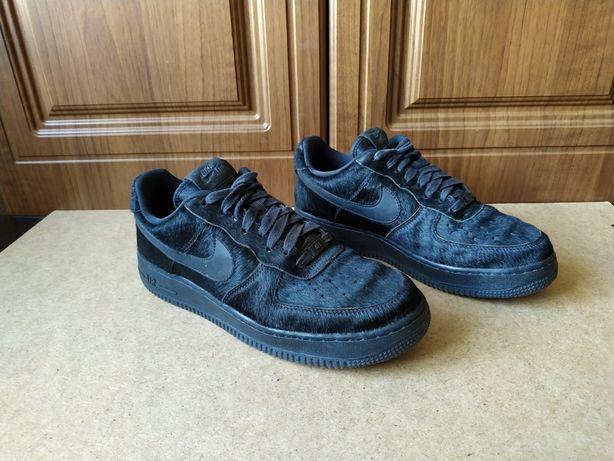 Оригинальные кроссовки Nike Air force Premium 41 кожа сникерсы
