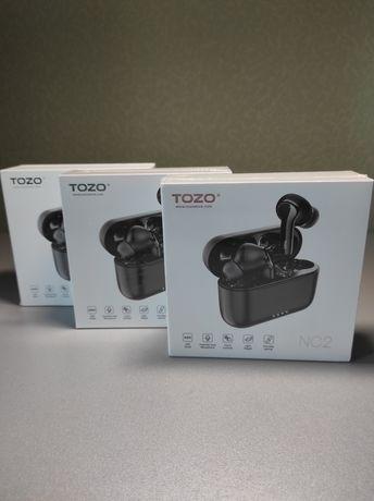 TOZO NC2  беспроводные наушники с активным шумоподавлением