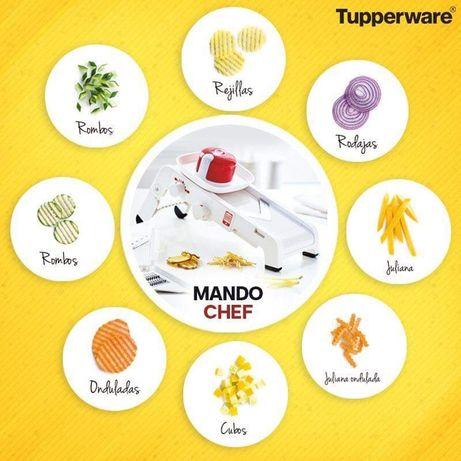 Mando Chef Tupperware