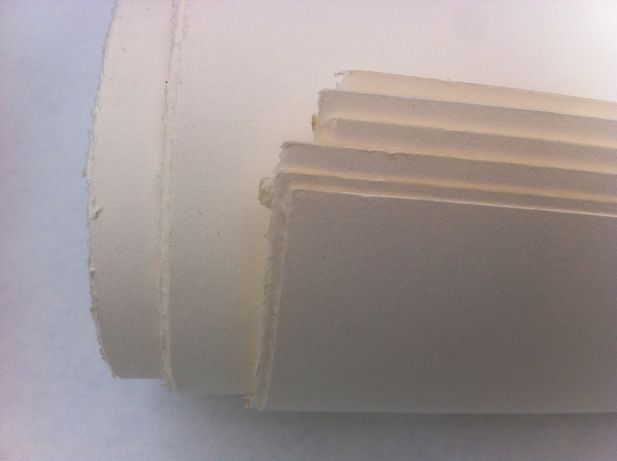 Papier akwafortowy 62 x 98 cm, 6 arkuszy + blachy cynkowe gratis