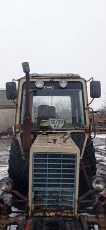 Трактор МТЗ-80. .