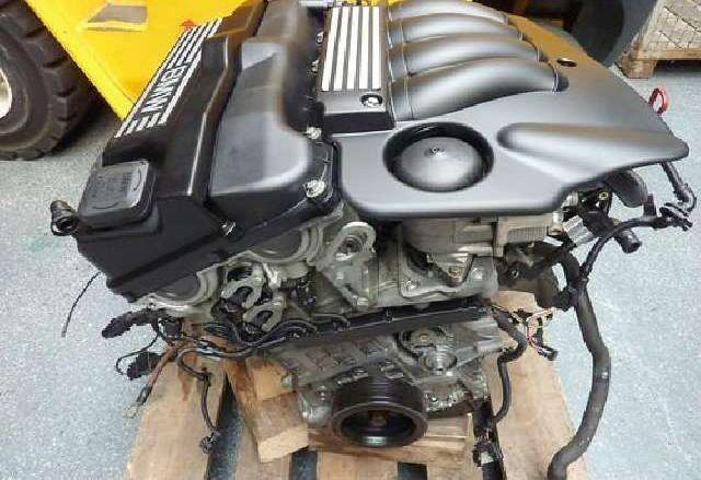 Двигатель BMW n42 b18 разборка