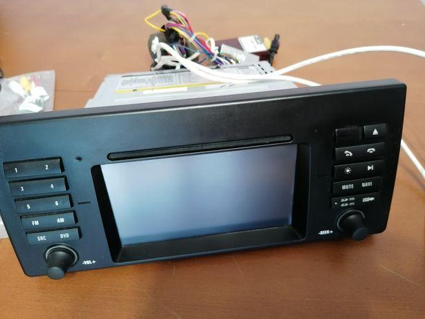 Zestaw multimedialny bmw e39 radio, nawigacja i in.