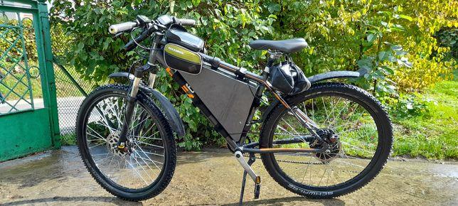 Електровелосипед Повнопривідний монстр Head 350w/500w 51.8v / 37.26 AH