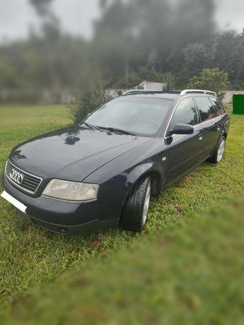 Audi a6 2.5 tdi van