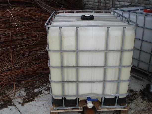 Sprzedam zbiornik na wodę 1000 l