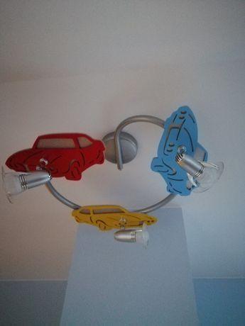 Lampa Żyrandol auta