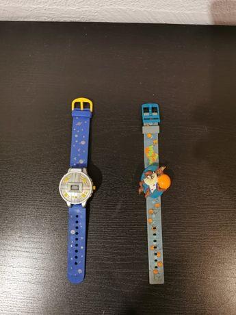 Relógios RARO de colecção: Star Wars e Space Jam Taz Warner Bros