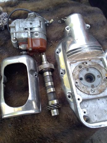 Набор для запуска и езды без аккумулятора для двигателя Урал.