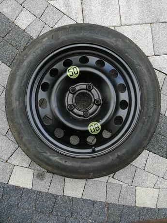 Koło dojazdowe do Bmw F10/F11. Szpilki 5x120 135/80 R17