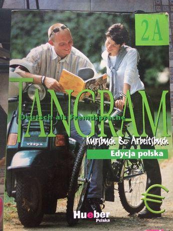 Tangram 2b Ksiazka podręcznik do nauki niemieckiego