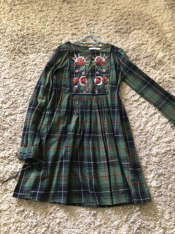 Сукня, платье Zara 164  розмір 12-13 років, Xs