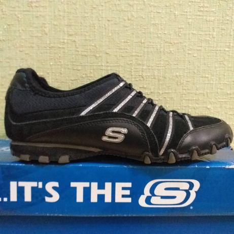 Кроссовки мокасины лоферы сникерсы ботинки SKECHERS active 36,5 рр