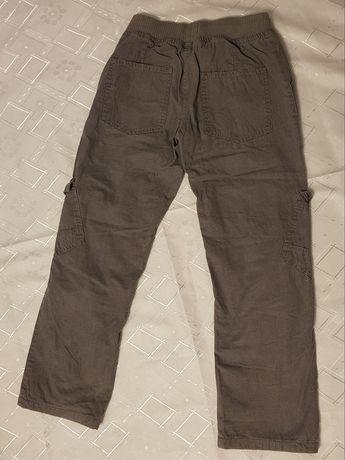 Spodnie chłopięce długie rozmiar 134/140