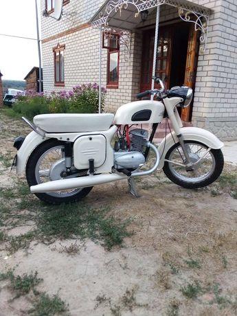 "Ретро мотоцикл ""Ковровец"""