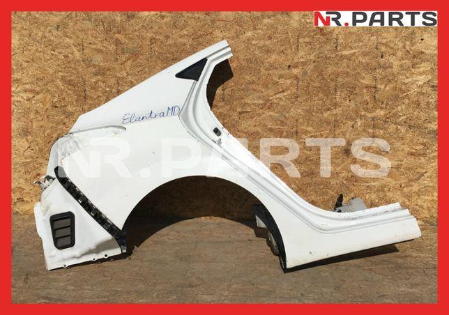 Заднее крыло/задняя четверть кузова Hyundai Elantra MD