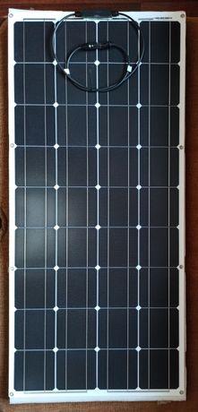 Panele fotowoltaiczne elastyczne 100W 18V