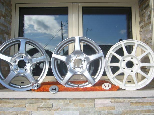 Jantes Honda S2000 íntegra Type-R originais e pneus Toyo 195/55 15