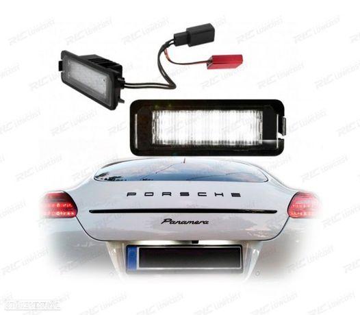 LUCES DE MATRÍCULA LED PORSCHE 911 CARRERA TURBO / GT2 996T Y 997T 2001-2011