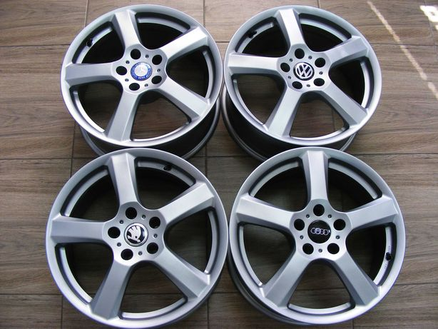 Диски R17 VW Passat,Jetta,Skoda Superb,Audi A4,A6,Seat,Merc Vito 5/112