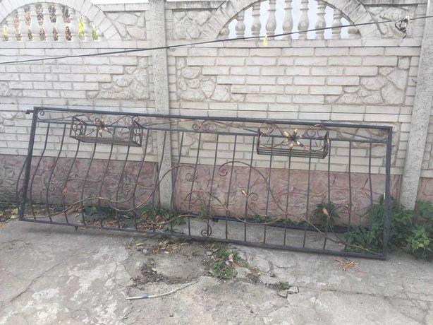 Кованные Балконные Перила