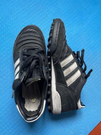 Копы, бутсы футбольные Adidas 40 р. 26 см стелька