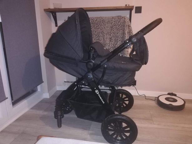 Wózek dziecięcy czarny