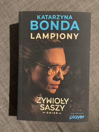 Lampiony - Katarzyna Bonda (Żywioły Saszy)
