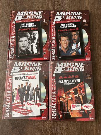 Mocne kino filmy dvd