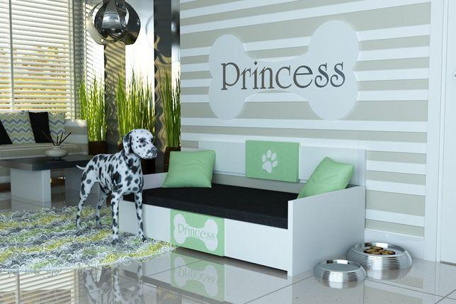 """Legowisko dla psa,psie legowisko -producent-""""PRINCESS""""- tkanina 09"""