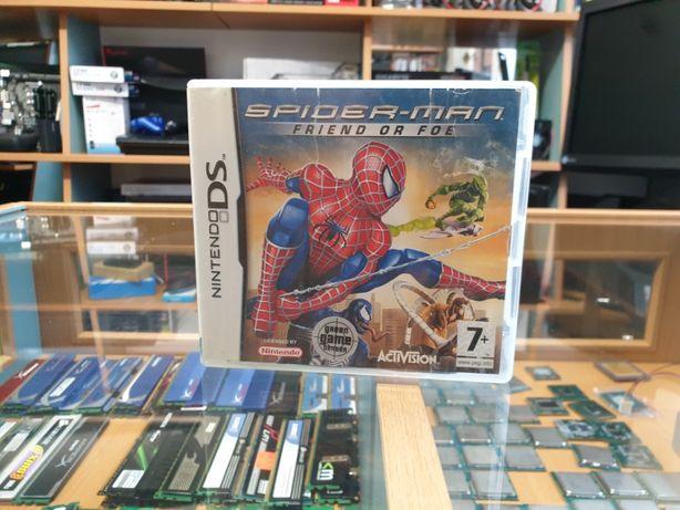 Spider-Man: Friend or Foe Gra DS