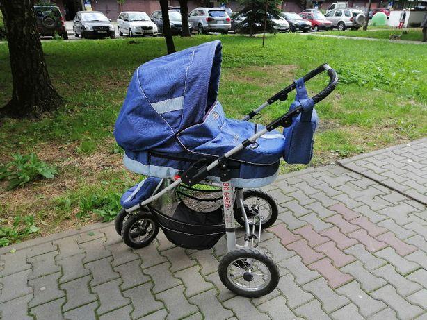 wózek Mikado OX-FORD
