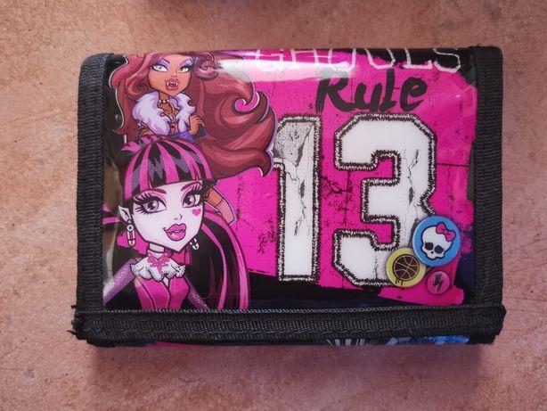 Carteira Monster High