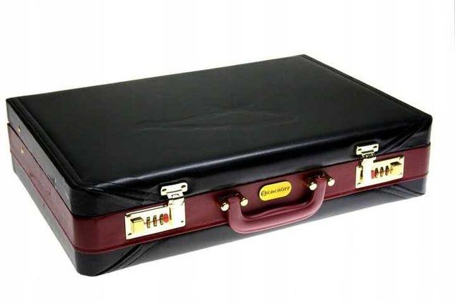 Pusta walizka /neseser po sztućcach